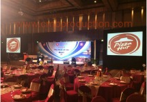 rental led screen bali